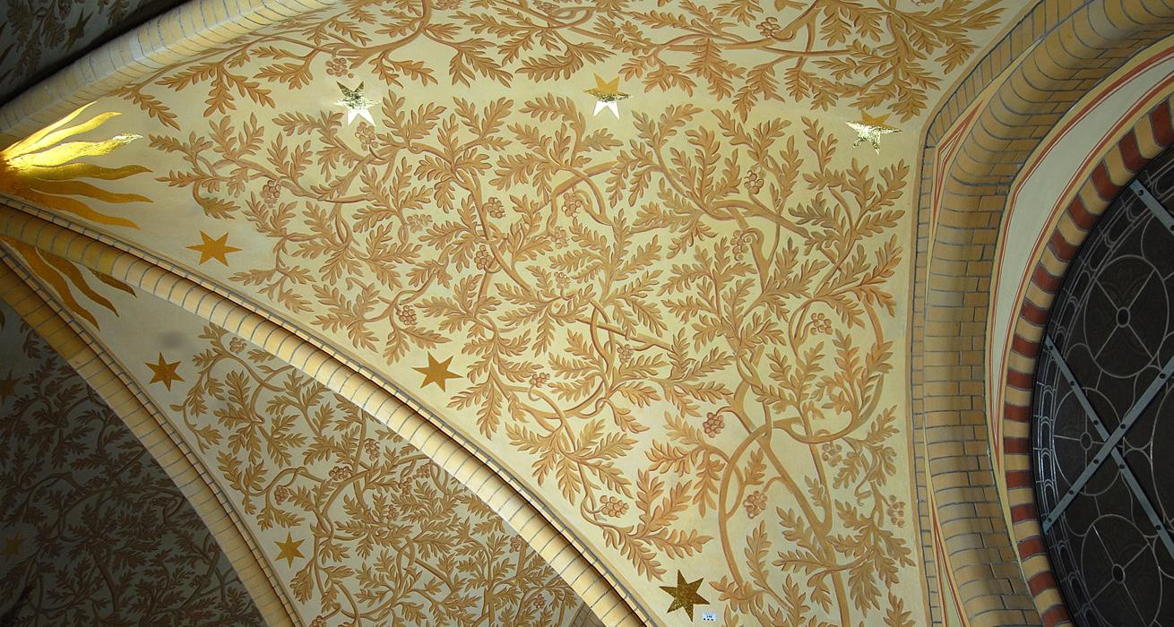 Detail - St. Trinitatis Kirche, Hainichen