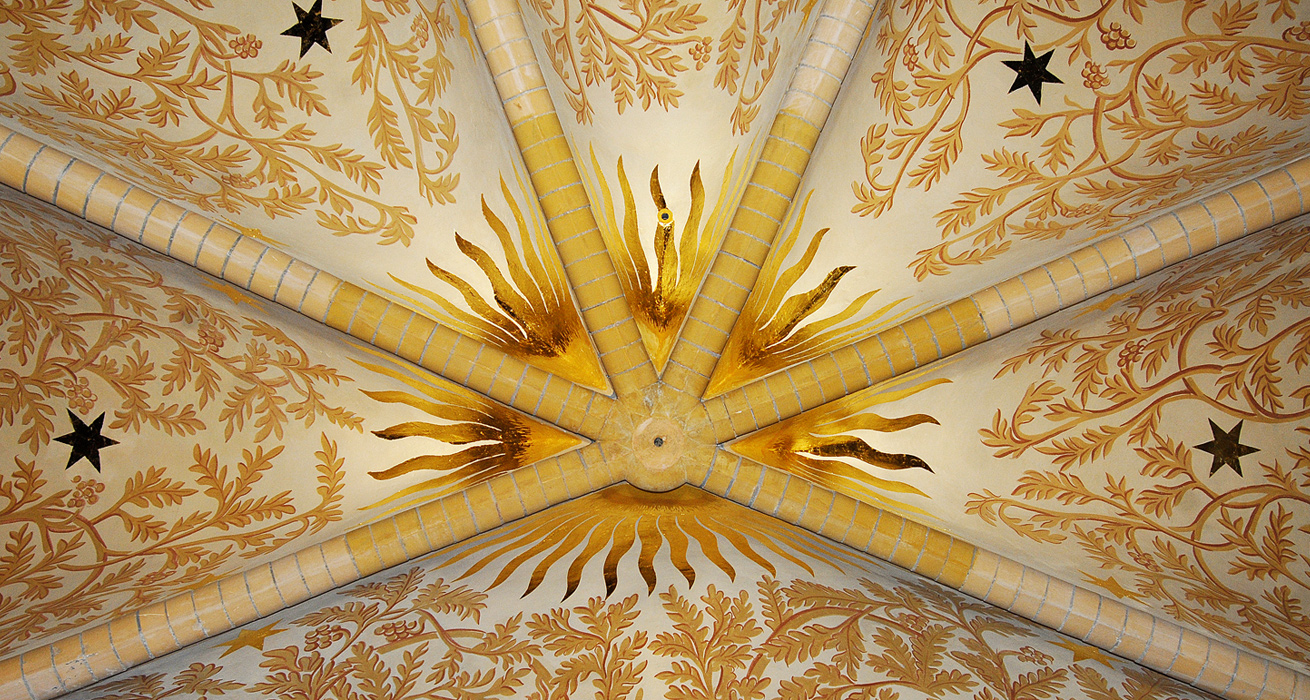 Detailansicht - St. Trinitatis Kirche, Hainichen