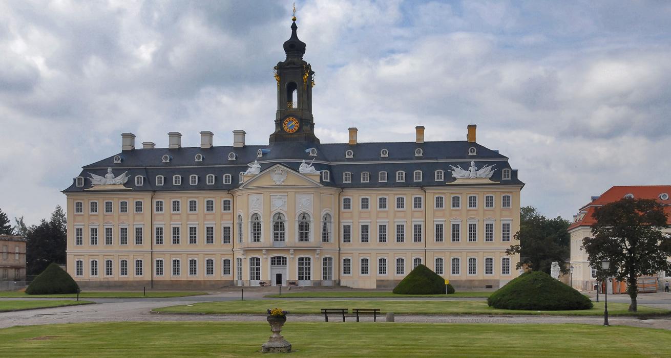 Restaurierung Schlossanlage Hubertusburg, Wermsdorf
