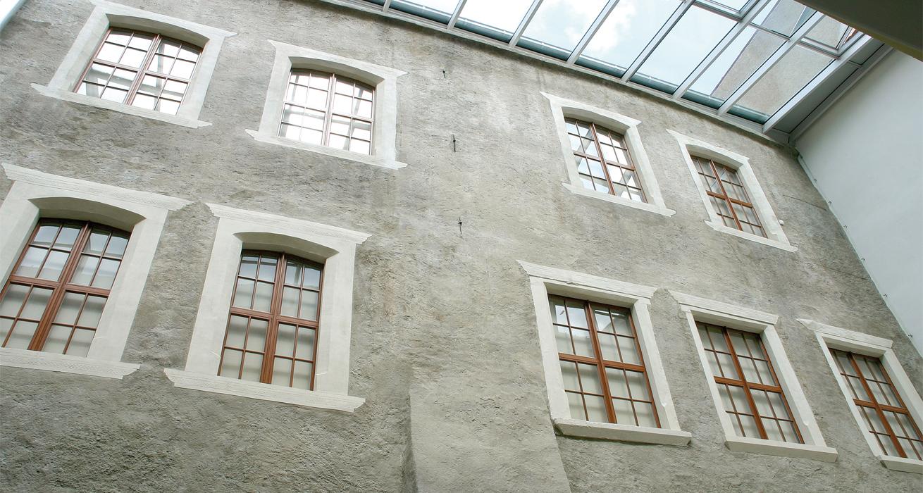 Übersichtsaufnahme – Schlusszustand - Schlesisches Museum Schönhof Görlitz