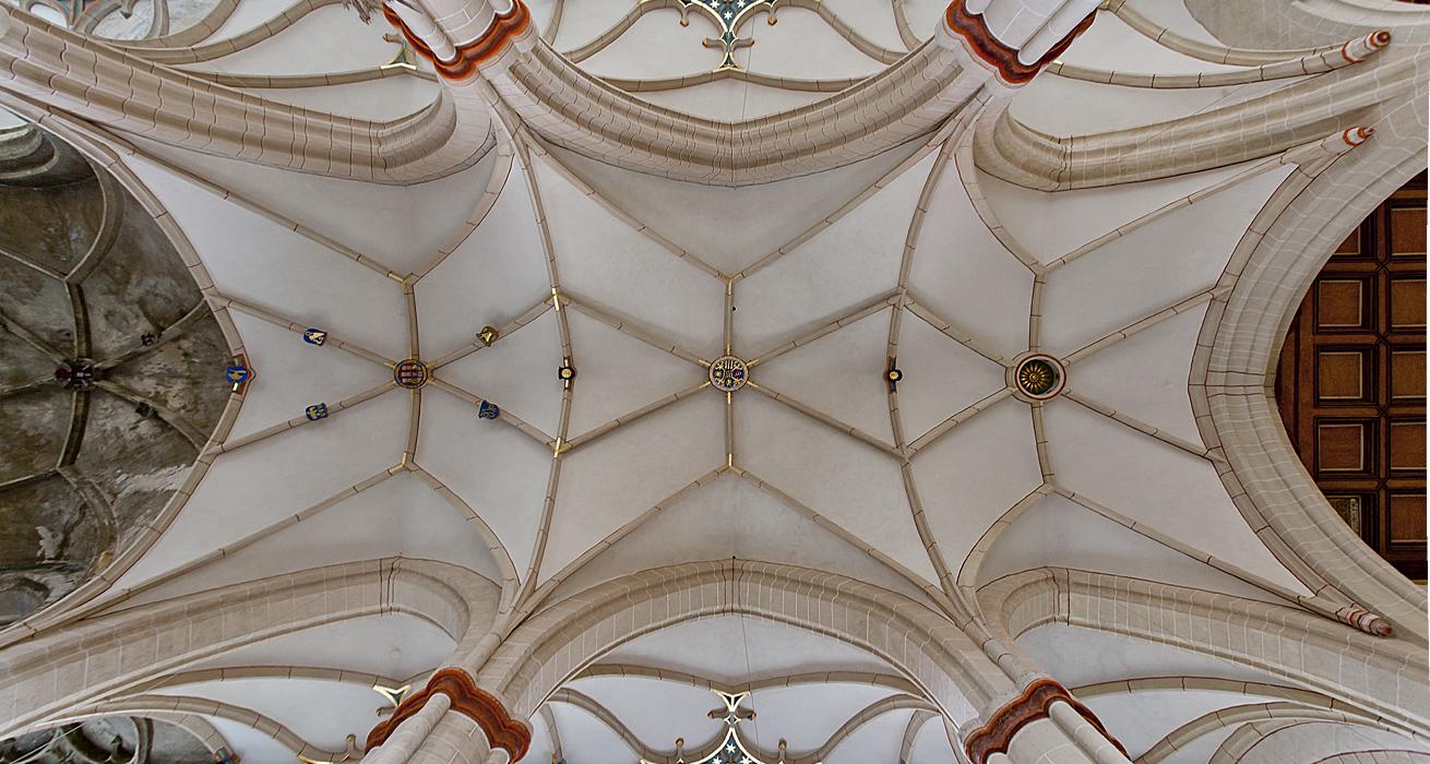 Bauabschnitte 1 – 3 im Schlusszustand nach der Restaurierung - St. Bonifatius Kirche Bad Langensalza