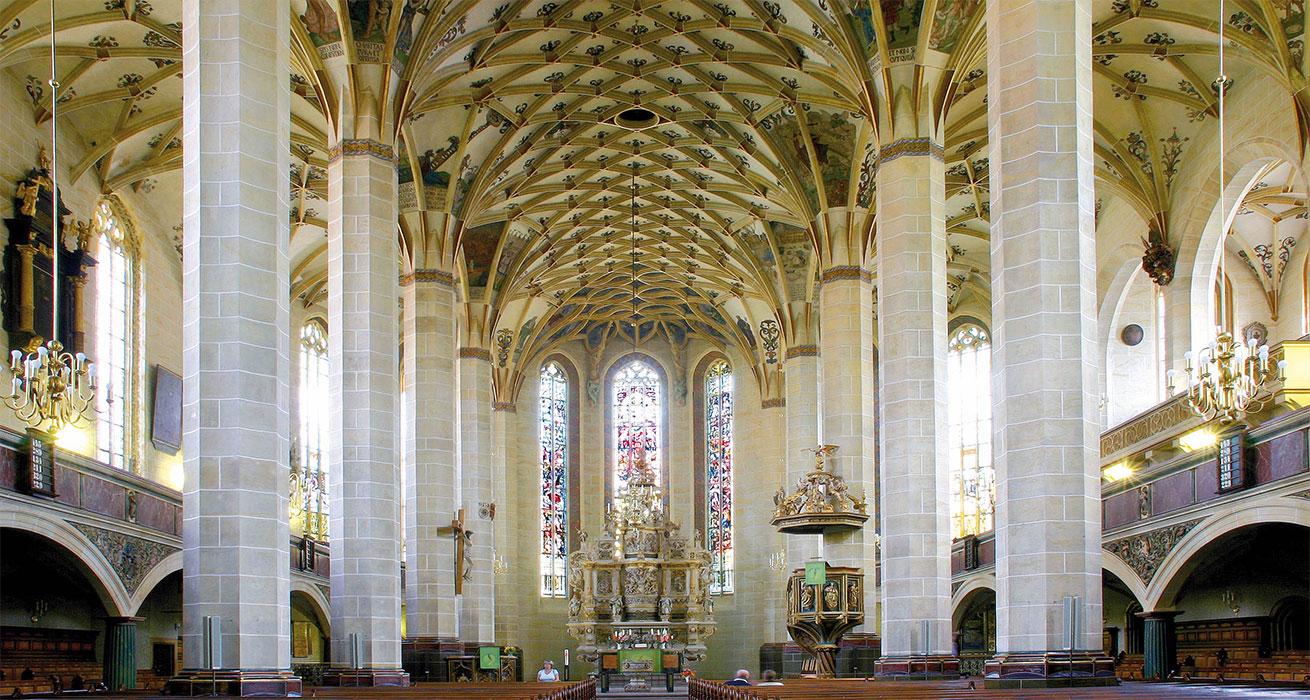 Kirche St. Marien Pirna